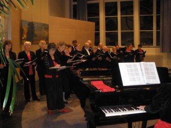 Concert Fiejesta koor