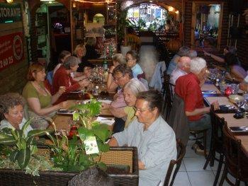 Uit eten bij Spuntino