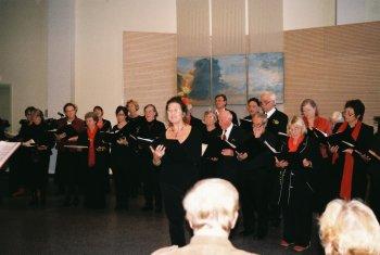 Jubileum concert Fiejesta koor